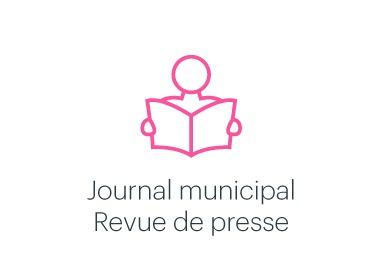 journal municipal et revue de presse luzy