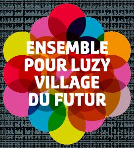logo luzy village du future